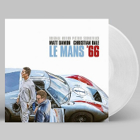 LE MANS `66 [포드 V 페라리] [CRYSTAL CLEAR LP]
