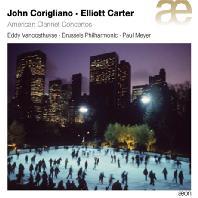 AMERICAN CLARINET CONCERTOS/ EDDY VANOOSTHUYS, PAUL MEYER