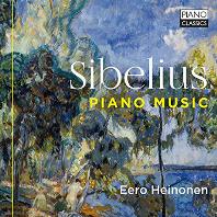 PIANO MUSIC/ EERO HEINONEN [시벨리우스: 피아노 작품 - 에로 헤이노넨]
