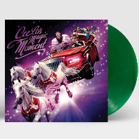 CEE LO`S MAGIC MOMENT [CHRISTMAS GREEN LP] [한정반]