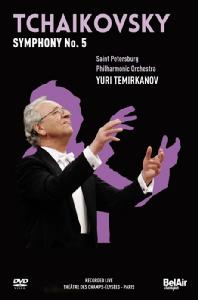 SYMPHONY NO.5/ <!HS>YURI<!HE> TEMIRKANOV [차이코프스키: 교향곡 5번]