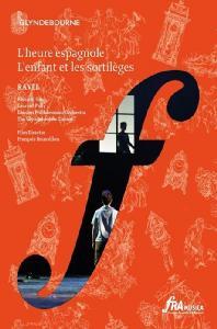 L`HEURE ESPAGNOLE & L`ENFANT ET LES SORTILEGES/ KAZUSHI ONO [라벨: 스페인의 한때 & 어린이와 마법]