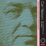 SYMPHONIES NOS.5 & 6/ ALAN GILBERT [SACD HYBRID] [닐센: 교향곡 5 & 6번]