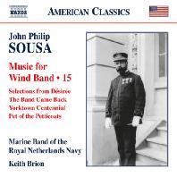 MUSIC FOR WINDA BAND 15/ TRINITY LABAN WIND ORCHESTRA, KEITH BRION [수자: 관악 밴드를 위한 작품 15집 - 트리니티 라반 윈드 오케스트라]