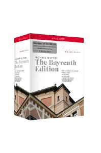 THE BAYREUTH EDITION [바그너: 바이로이트 오페라 에디션]