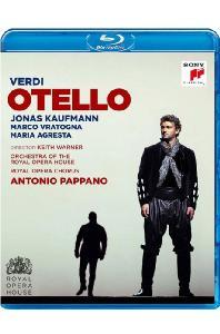 OTELLO/ JONAS KAUFMANN, ANTONIO PAPPANO [베르디: 오텔로 - 요나스 카우프만, 안토니오 파파노]