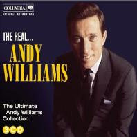 ANDY WILLIAMS - THE REAL...ANDY WILLIAMS: THE ULTIMATE ANDY WILLIAMS COLLECTION [수입한정반]