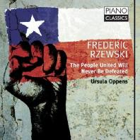 THE PEOPLE UNITED WILL NEVER BE DEFEATED/ URSULA OPPENS