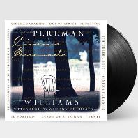 CINEMA SERENADE/ JOHN WILLIAMS [이차크 펄만: 시네마 세레나데] [180G LP]
