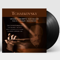 차이코프스키: 바이올린 협주곡 D장조 [180G LP]
