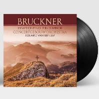 SYMPHONY NO.9/ EDUARD VAN BEINUM [브루크너: 교향곡 9번 D단조 - 반 베이눔] [180G LP]