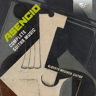 빈센트 아센시오-기타 독주곡(6곡)