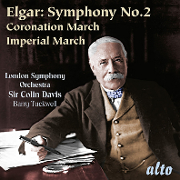 SYMPHONY NO.2, CORONATION MARCH, IMPERIAL MARCH/ COLIN DAVIS, BARRY TUCKWELL [엘가: 교향곡 2번, 행진곡 - 데이비스, 터크웰]