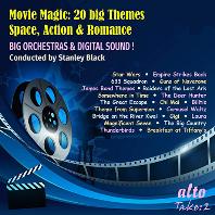 MOVIE MAGIC: 20 BIG THEMES/ STANLEY BLACK [영화음악 모음집 - 스탠리 블랙]