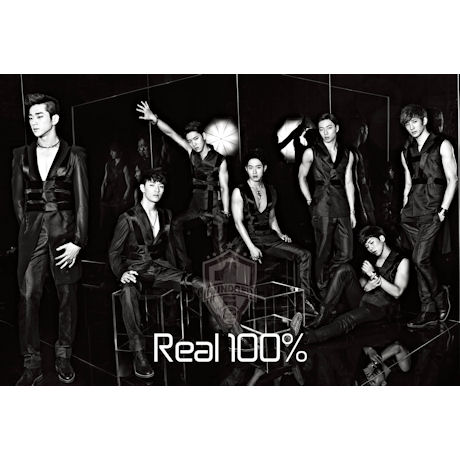REAL 100% [1ST MINI ALBUM]