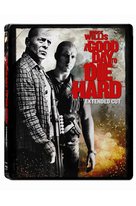 :     [ ] [A GOOD DAY TO DIE HARD]
