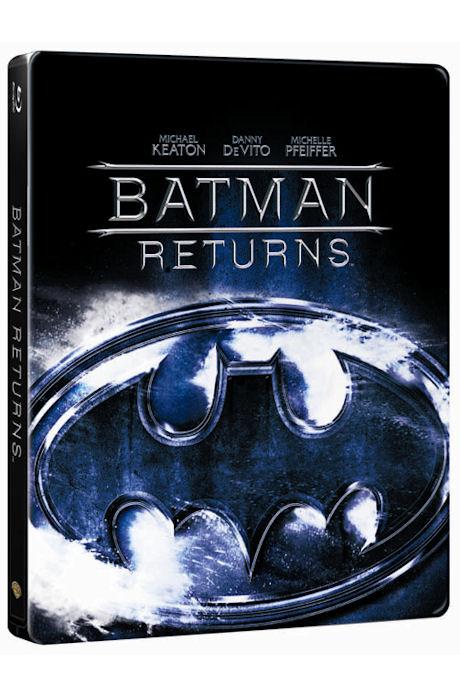배트맨 2 [스틸북 한정판] [BATMAN RETURNS]