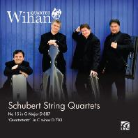 STRING QUARTETS/ WIHAN QUARTET