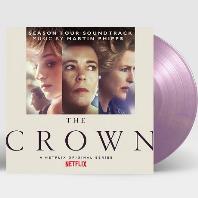THE CROWN SEASON FOUR [NETFLIX ORIGINAL SERIES] [더 크라운 시즌 4] [180G ROYAL PURPLE LP]