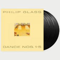 DANCE NOS.1-5/ MICHAEL RIESMAN [필립 글래스: 댄스] [180G LP]