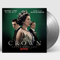 THE CROWN SEASON THREE [더 크라운 시즌 3] [180G ROYAL SILVER LP]