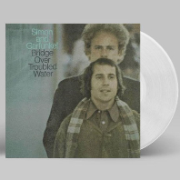 BRIDGE OVER TROUBLED WATER [CLEAR LP]