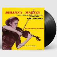 VIOLIN CONCERTO/ JOHANNA MARTZY, PAUL KLETZKI [브람스: 바이올린 협주곡 - 요한나 마르치] [180G LP]