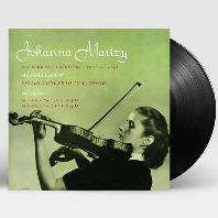 VIOLIN CONCERTO & ROMANCE NO.1 & 2/ JOHANNA MARTZY, PAUL KLETZKI [멘델스존: 바이올린 협주곡 & 베토벤: 로망스 1~2번 - 요한나 마르치] [180G LP]