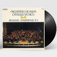 CHARLES MUNCH BRAHMS SYMPHONY NO.1[브람스: 교향곡 1번 - 샤를 뮌시] [180G LP] [한정반]