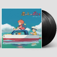 PONYO ON A CLIFF BY THE SEA_崖の上のポニョ[벼랑 위의 포뇨] [ANIME SONG ON VINYL 2021 한정반] [LP]