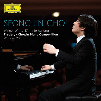 CHOPIN PIANO COMPETITION: WARSAW 2015 [SHM-CD] [쇼팽: 콩쿠르 우승 실황앨범]