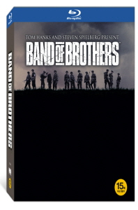 밴드 오브 브라더스 [BAND OF BROTHERS] / [틴케이스 한정판]6disc/디지팩/틴케이스+띠지 포함