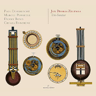 TRIO SONATAS/ PAUL DOMBRECHT, MARCEL PONSEELE, DANNY BOND, CHIARA BANCHINI [GLOSSA CABINET] [젤렌카: 6곡의 트리오 소나타]
