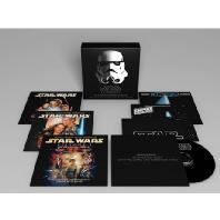 STAR WARS [10CD+DVD] [스타워즈: 얼티밋 컬렉션] [한정반]