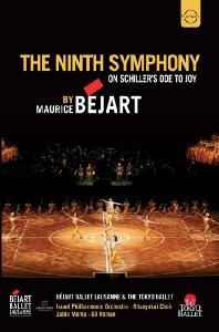 THE NINE SYMPHONY ON SCHILLER'S ODE TO JOY - BY MAURICE BEJART/ ZUBIN MEHTA  [베토벤: 교향곡 9번 - 모리스 베자르의 안무에 의한 발레]
