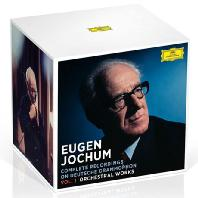 COMPLETE RECORDINGS ON DEUTSCHE GRAMMOPHON VOL.1: ORCHESTRAL WORKS [오이겐 요훔: DG전집 1집 - 관현악]