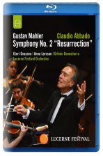 SYMPHONY NO.2 `RESURRECTION`/ CLAUDIO ABBADO [말러: 교향곡 2번]
