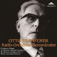 BEETHOVEN, SCHOENBERG, MOZART/ RADIO-ORCHESTER BEROMUNSTER [오토 클렘페러: 베토벤, 모차르트, 쇤베르크]