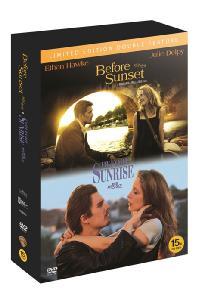 비포 선셋 & 비포 선라이즈 박스세트 [Before Sunset+Before Sunrise Boxset] [13년 7월 워너 상반기베스트 프로모션] [초회한정 디지팩]