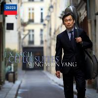 BACH CELLO SUITES [2CD+DVD] [바흐: 무반주 첼로 모음곡 - 양성원]