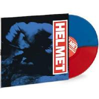MEANTIME [LIMITED EDITION] [RED & BLUE LP]