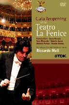 GALA REOPENING OF THE TEATRO LA FENICE/ RICCARDO MUTI