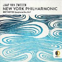베토벤: 교향곡 5, 7번 얍 판 즈베덴