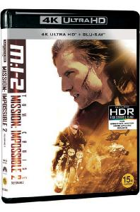 미션 임파서블 2 [4K UHD+BD] [MISSION: IMPOSSIBLE 2]