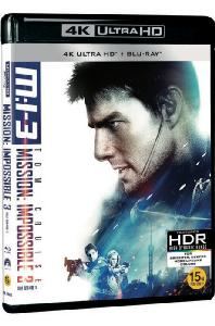 미션 임파서블 3 [4K UHD+BD] [MISSION: IMPOSSIBLE 3]