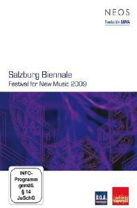 SALZBURG BIENNALE: FESTIVAL FOR NEW <!HS>MUSIC<!HE> 2009 [잘츠부르크 비엔날레 2009]