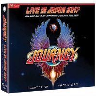ESCAPE & FRONTIERS LIVE IN JAPAN [2CD+DVD]