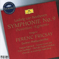 SYMPHONY NO.9 & OUVERTURE EGMONT/ FERENC FRICSAY [THE ORIGINALS] [베토벤: 교향곡 9번, 에그몬트 서곡 - 프리차이]