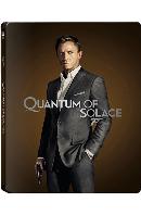 007 퀀텀 오브 솔러스 4K UHD+BD [스틸북 한정판] [QUANTUM OF SOLACE]