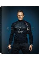 007 스펙터 4K UHD+BD [스틸북 한정판] [SPECTRE]